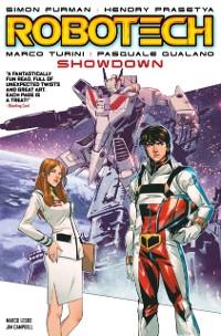 Cover Robotech Volume 5