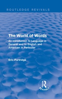 Cover World of Words