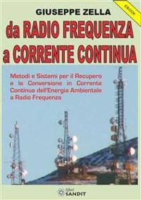 Cover Da Radio Frequenza a Corrente Continua