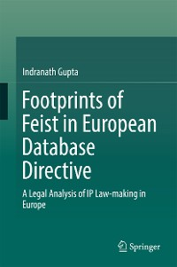 Cover Footprints of Feist in European Database Directive