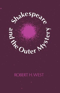 Cover Shakespeare and the Outer Mystery