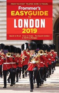 Cover Frommer's EasyGuide to London 2019