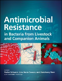 Cover Antimicrobial Resistance in Bacteria from Livestock and Companion Animals