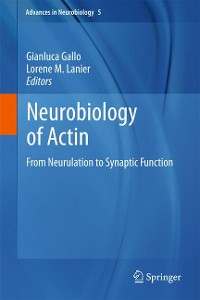 Cover Neurobiology of Actin