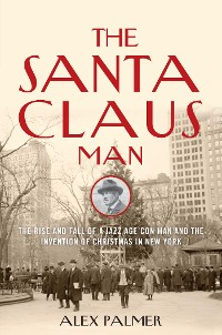 Cover The Santa Claus Man