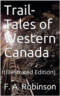 Cover Trail-Tales of Western Canada