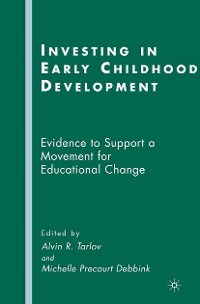Cover Investing in Early Childhood Development