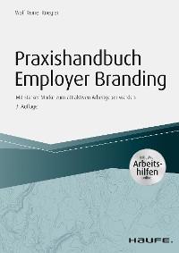 Cover Praxishandbuch Employer Branding - inklusive Arbeitshilfen online