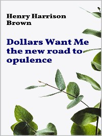 Cover Dollars Want Me - the new road to opulence