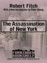 Cover The Assassination of New York