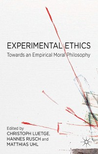 Cover Experimental Ethics
