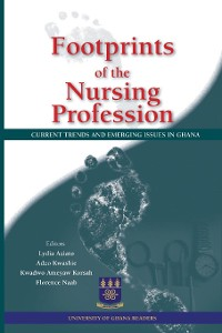 Cover Footprints of the Nursing Profession