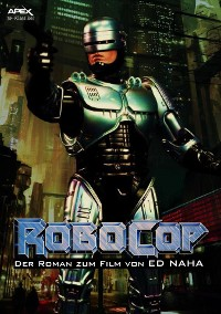 Cover ROBOCOP - Der Roman zum Film