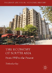 Cover The Economy of South Asia