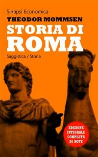 Cover Storia di Roma