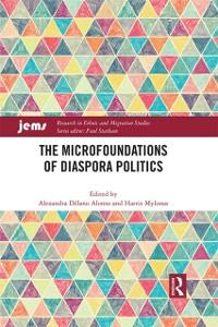 Cover Microfoundations of Diaspora Politics