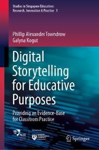 Cover Digital Storytelling for Educative Purposes