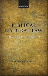 Cover Biblical Natural Law