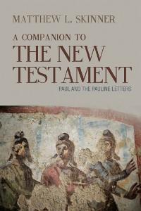 Cover A Companion to the New Testament