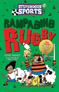 Cover Rampaging Rugby