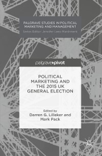 Cover Political Marketing and the 2015 UK General Election
