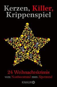 Cover Kerzen, Killer, Krippenspiel