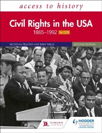 Cover Access to History: Civil Rights in the USA 1865 1992 for OCR Second Edition