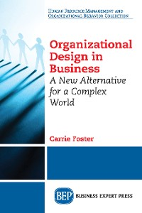 Cover Organizational Design in Business