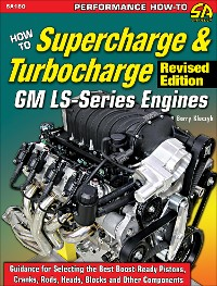 Cover How to Supercharge & Turbocharge GM LS-Series Engines - Revised Edition