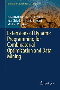 Cover Extensions of Dynamic Programming for Combinatorial Optimization and Data Mining