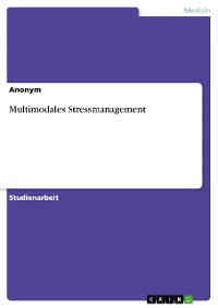 Cover Multimodales Stressmanagement