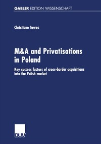 Cover M&A and Privatisations in Poland
