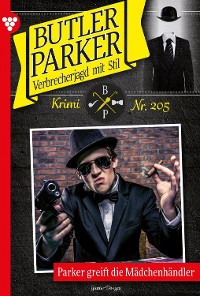 Cover Butler Parker 206 – Kriminalroman