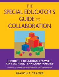 Cover Special Educator's Guide to Collaboration