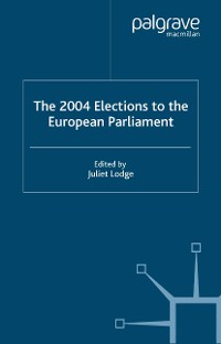 Cover The 2004 Elections to the European Parliament