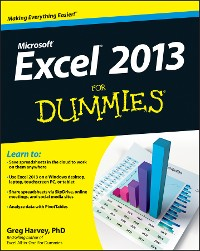 Cover Excel 2013 For Dummies
