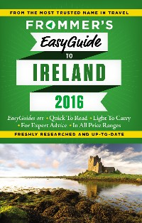 Cover Frommer's EasyGuide to Ireland 2016