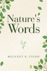 Cover Nature's Words