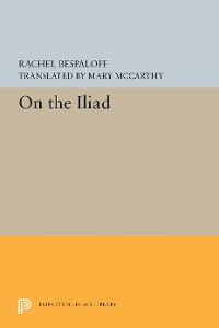 Cover On the Iliad