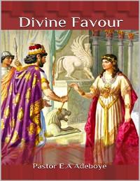 Cover Divine Favour