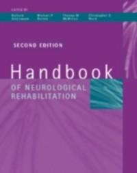 Cover Handbook of Neurological Rehabilitation
