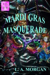 Cover Mardi Gras Masquerade