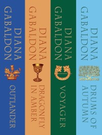 Cover Outlander Series Bundle: Books 1, 2, 3, and 4