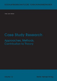 Cover Case Study Research