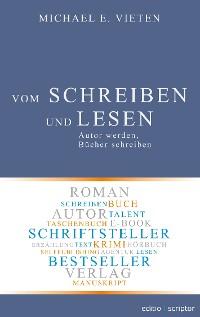 Cover Vom Schreiben und Lesen
