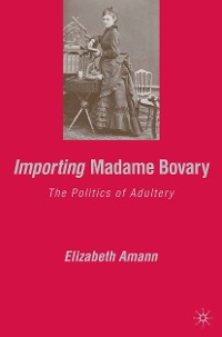 Cover Importing Madame Bovary