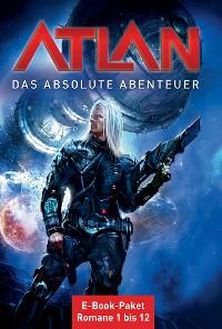 Cover Atlan - Das absolute Abenteuer (Sammelband)