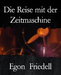 Cover Die Reise mit der Zeitmaschine