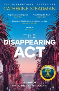 Cover Disappearing Act