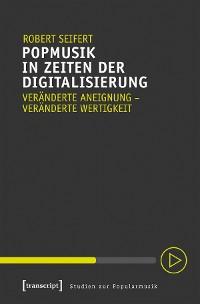 Cover Popmusik in Zeiten der Digitalisierung